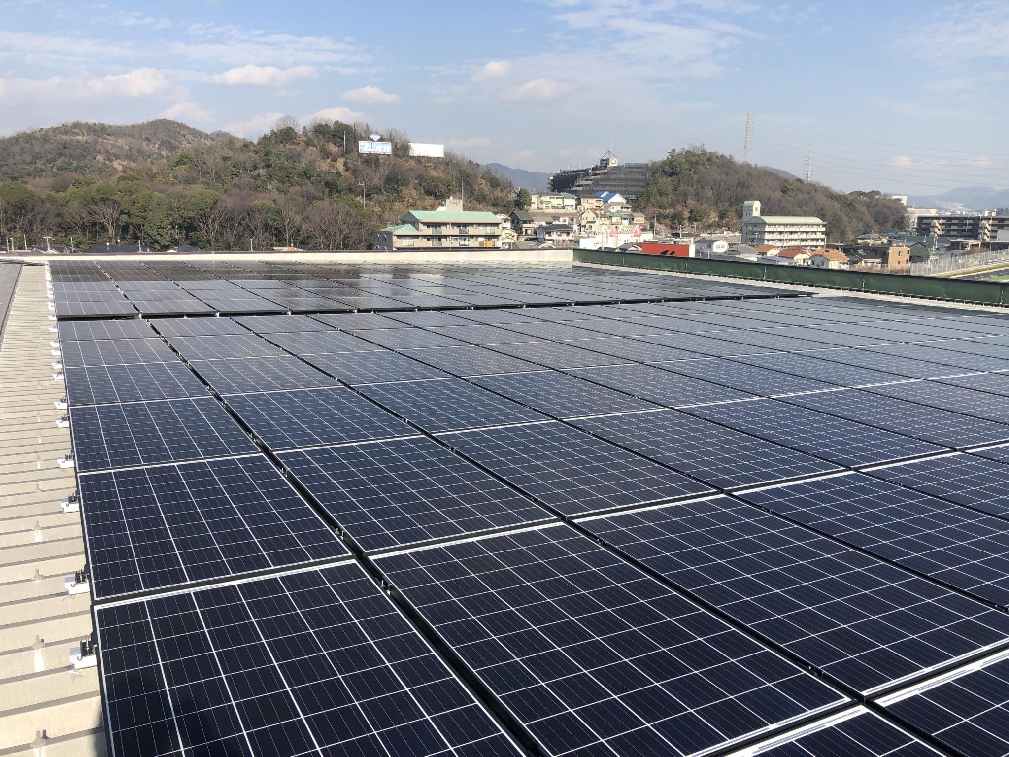 S社様 折板屋根(全量) 102.2kW